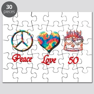 50th. Birthday Puzzle