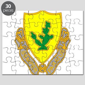12th Cavalry Puzzle