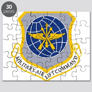Military Airlift Command MAC Puzzle