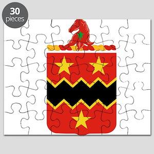16th Field Artillery Puzzle