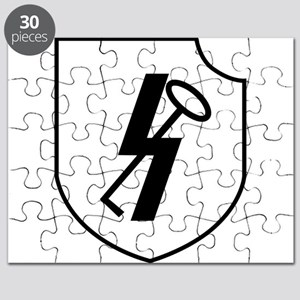 12th SS Panzer Division Hitlerjugend Puzzle