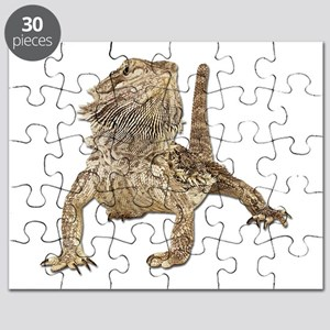 Bearded Dragon Puzzle