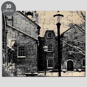 vintage church street light Puzzle