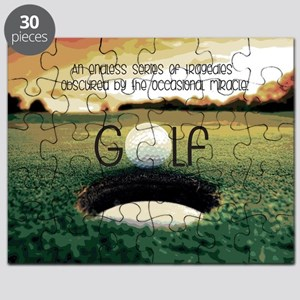 The Miracle of Golf Puzzle