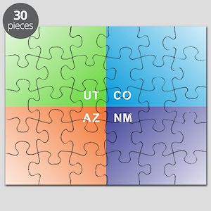 Four Corners - 4 Corners Puzzle