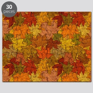 Fall Token Puzzle