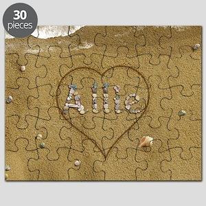 Allie Beach Love Puzzle