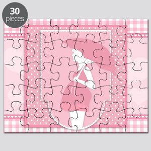 pink pregnancy Puzzle