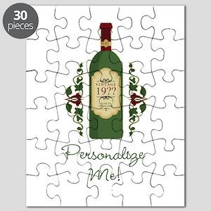 Customizable Birthday Puzzle