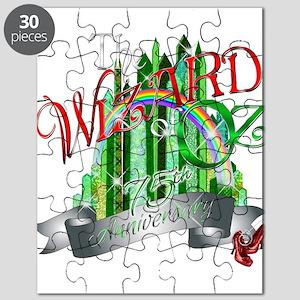 Wizard of OZ 75th Anniversary Emerald City Puzzle