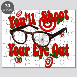 You'll shoot your eye out! Puzzle