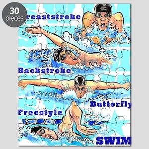 ASwimBoys Puzzle