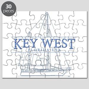 Key West Sailboat Puzzle