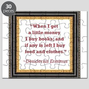 When I get a little money Puzzle