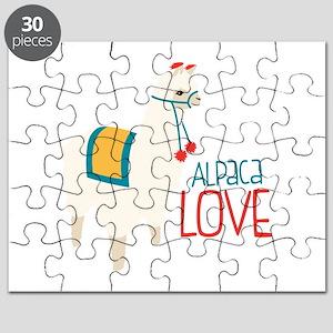 Alpaca Love Puzzle