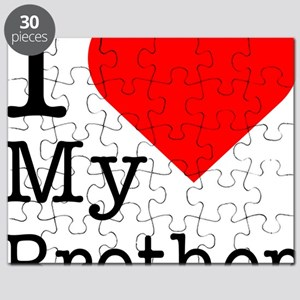 I-love-my-brother Puzzle