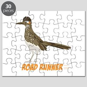 ROAD RUNNER Puzzle