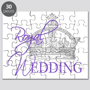Royal Wedding  Crown 2 Puzzle