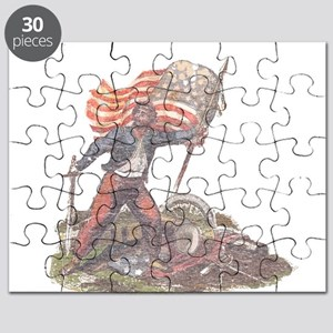 Civil War Patriot Puzzle