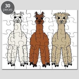 alpaca - no text Puzzle