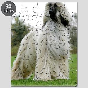 Afghan Hound 9Y247D-025 Puzzle