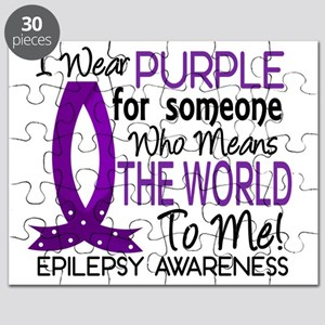 D Means The World To Me Epilepsy Puzzle