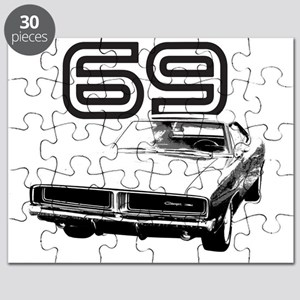 1969 Charger 03 Puzzle