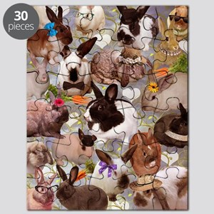 Happy Bunnies Puzzle