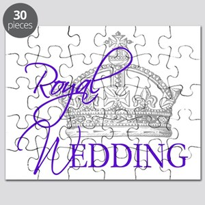 Royal Wedding London England Puzzle