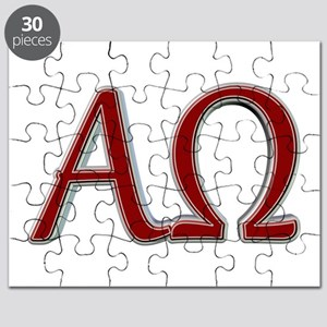 Alpha & Omega Puzzle