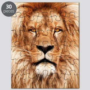 Lion - The King Puzzle