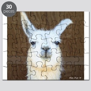 LLama Puzzle