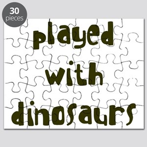 playedwithdinosaurs_new Puzzle