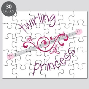 Twirling Princess Puzzle