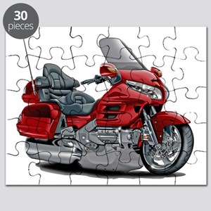 Goldwing Red Bike Puzzle