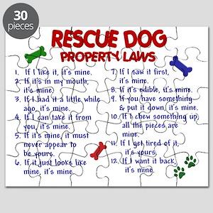 D RESCUE DOG PL2 Puzzle
