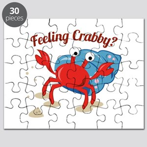 Feeling Crabby? Puzzle