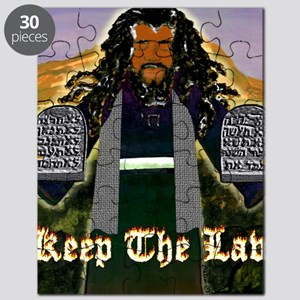 Keep the Law...Moses Puzzle