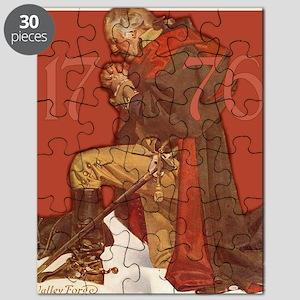 Washington Praying Puzzle