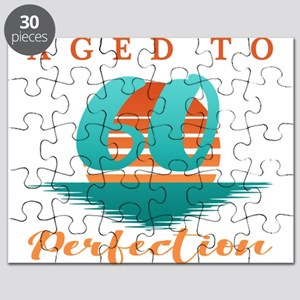 60th Birthday Retro Puzzle