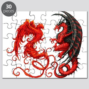 Can The Dragon Beat The Phoeni Puzzle