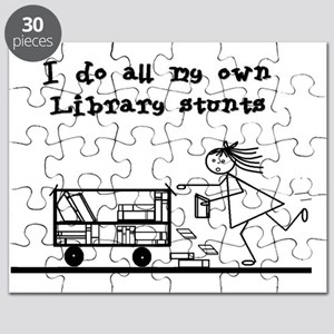 library stunts Puzzle
