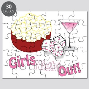 Girls Night Out Puzzle