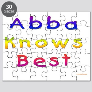 Abba Knows Best Puzzle