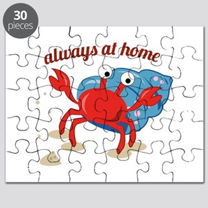 Always at Home Puzzle