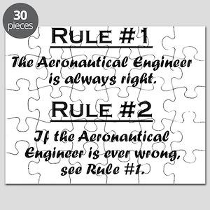 Rule Aeronautical Engineer Puzzle