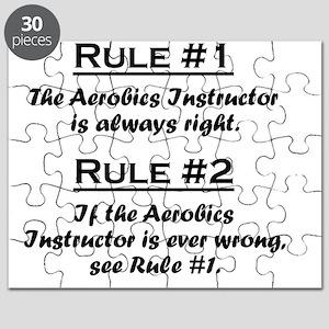 Rule Aerobics Instructor Puzzle