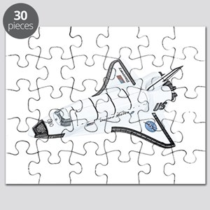 Space Shuttle Puzzle