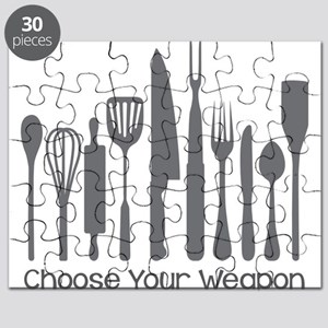 Choose Your Weapon Puzzle