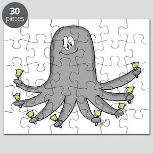 Octopus Handbells Puzzle
